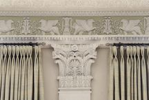 Ornements details Carving Painting details Gilding / Samples of carving and ornaments  #ornaments #carving #boiseries #woodpaneling #wood #panels #decoration #interiors #painting #gilding