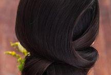 Uzle z vlasů