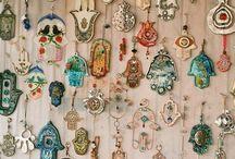 Symboly na stene ako dekor