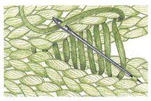 Knitting - technics
