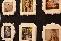 Wall displays / Home deco ideas