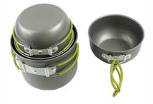 camping cooking set supplier from China