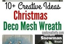 Wreaths and Wreath Making