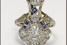 Rings and Sapphires 1.