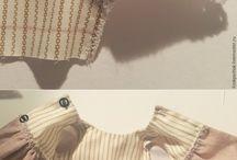 ropa muñeca