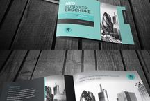 Brochure Work / by Jakk Hodson