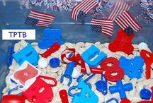 Patriotic Themes for Kids / by thepreschooltoolbox
