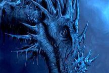 Serenity's Dragons / by Brenda Sharpe-Burrup