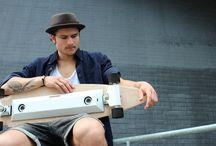 Longboard lifestyle / Chargeboard Longboard lifestyle