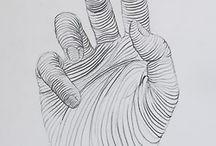 Art lessons: lijn