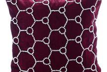 Purple Pillows/Cushions