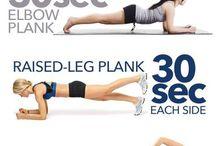 Plank chalange