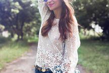 spring/summer fashion / by Ashley Lehenbauer