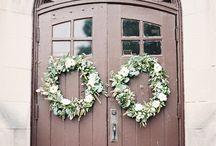 I Love Wreath