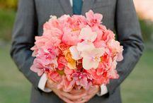 bouquets + boutonnieres
