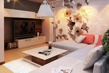 Salas modernas / Encuentra diferentes consejos, trucos e ideas para la decoración de salas y de otros estilos más.