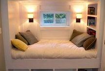 windoa bed