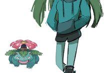 Dresseur look pokémon