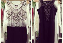 modas de blusas  / blusas para mujeres subidas de peso y para mujeres esbeltas