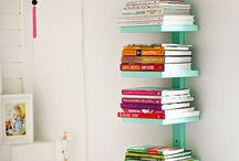 Book shelf / Books