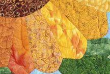 virágos patchwork