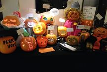 Happy Halloween! / This Halloween, our Team Members were all given the task of creating a pumpkin relevant to their department. The pumpkins are now sitting in the lobby area for you to vote!  If you're not in the hotel today, please like and comment on your favourite pumpkin's photo.  The winner will be announced on Facebook on Friday 1st November.