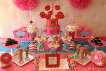Valentine's Day! / Enjoy some of these adorable Valentine's Day parties for the kiddies and grown ups!