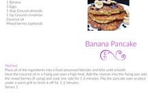 DROPiT21 Sweet Treat Friday Recipes / Paleo recipes that are suitable as a healthy alternative during maintainance
