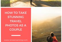 ∞ Travel Photography ∞ / Get out and shoot whenever you travel. Tips and tricks for taking beautiful travel photos on any adventure along with must have photography gear for the travel photographer and vlogger. Can't forget about simply beautiful travel and photos <3   #travelphotography #photographytips