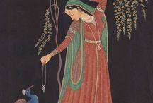Paintings - Indian Mughal