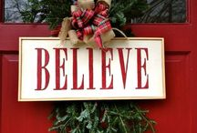 Believe swag sign