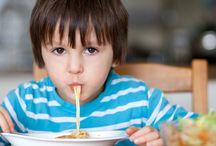 Comidas y cenas niños