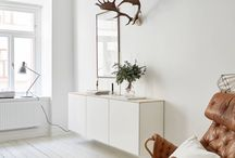 STYLING + sideboard +