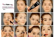 Korean makeup (self makeup)