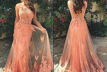 Vestidos De Baile Cor-de-rosa