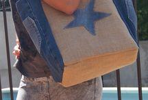 merveilles à faire / sacs jean