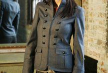 Coat and Jacket Patterns