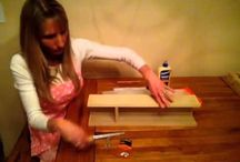 houten mal voor zepen