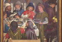 Medieval Interiors / by Charles Glenn