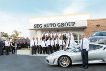 Best Team Spirit!  / STG Auto Group Team,  St. George Auto Group is Located in Ontario!  Visit our website at: www.stgautogroup.com