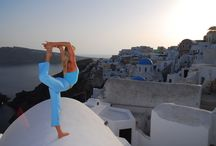 Yoga!  / by EVER Skincare with Megan McNeese