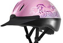 Riding Helmets/Horseback