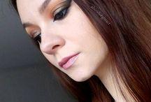 Bold Makeup / Bright colors, crazy makeup for inspiration. Couleurs vives et maquillages fous pour s'inspirer.