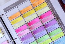 Meal Planning / meal planning organization & ideas.