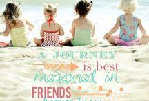 friends / by Jennifer Block