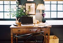 home design: home office & working area