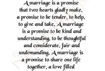 Marriage verse