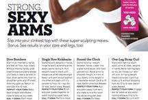 Get fit / by Amy Shepherd