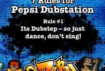 Rules for Groovin' @ the Pepsi Dubstation!