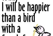 Positive!